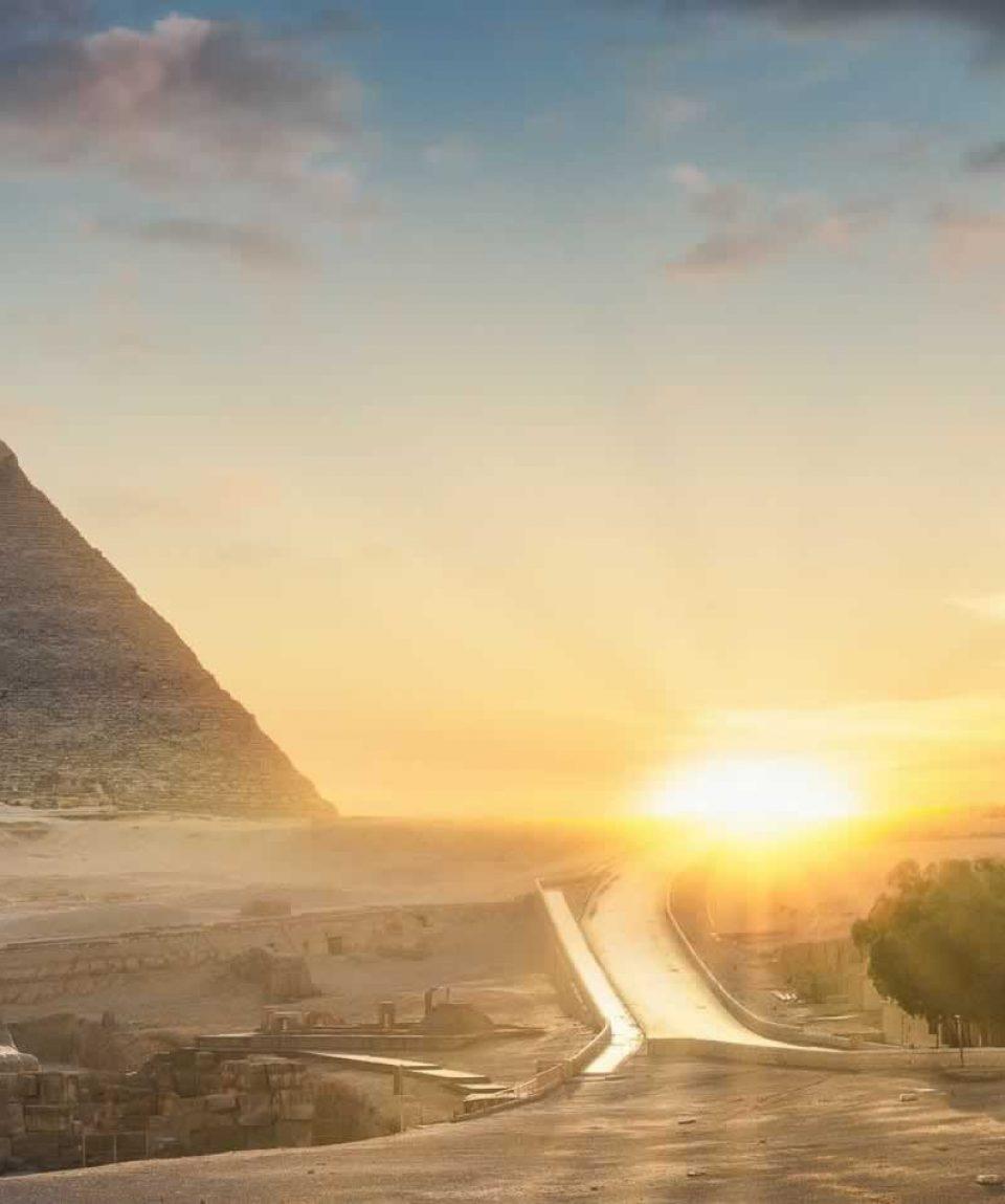 Egypt Adventure - Cairo & Nile Cruise 10 Days ...